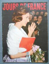 ►JDF 397-1962-PRINCESSE MARGARET-ELGA ANDERSEN-PASCALE AUDRET-AUDREY HEPBURN...