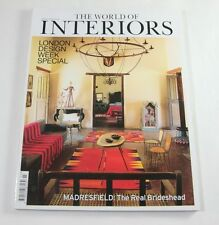 The World of Interiors Magazine March 2009
