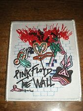 PINK FLOYD - THE WALL - KILLER CLOTH PATCH!