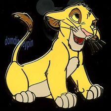 Disney Pin *The Lion King* Character Series - Happy Cub Simba!