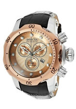 Swiss Made Invicta 10813 Reserve Venom Chronograph Rose-Gold Dial Men's Watch