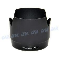 New JJC LH-74T Flower Tulip Lens Hood for Canon 70-200mm F4L IS USM Replace ET74