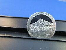 2010-S MOUNT HOOD Silver Quarter Deep Cameo Mirror Proof Upper Grading Ranges