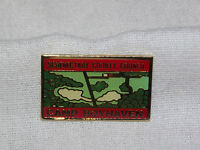 VINTAGE BSA BOY SCOUTS OF AMERICA CAMP BOYHAVEN SCHENECTADY COUNTY COUNCIL PIN