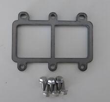Toyota Previa MR2 SC 14 SC14 Supercharger Inlet  Outlet manifold flange DIY-Kit
