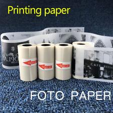 DC23 57*30mm Thermal Film Convenient Printer Paper Label Phone Self-Adhesive