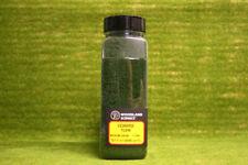 Coarse Turf MEDIUM GREEN Woodland Scenics CANISTER T1364