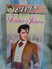 FRANKIE AND JOHNNY ELVIS PRESLEY DONNA DOUGLAS HARRY MORGAN NEW SEALED MGM VHS O
