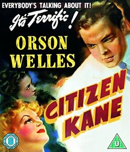 Citizen Kane [Blu-ray] [Region A and B and C] [DVD][Region 2]