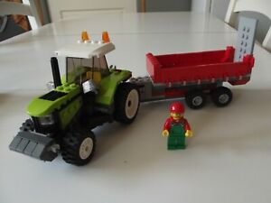 Lego City 7684 La porcherie et leTracteur