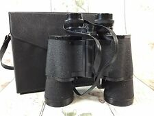 Prinz 10 x 50 Coated Optics Filed 5.3 Binoculars in Case Spares or Repairs