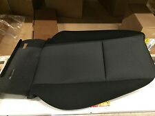 2010-2013 SILVERADO SIERRA TAHOE A95 DRIVERS SEAT BACK COVER BLACK NEW 20843355