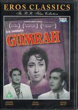 GUMRAH - EROS BOLLYWOOD DVD - Sunil Dutt - Mala Sinha - Ashok Kumar