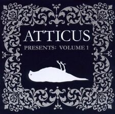 1000x Atticus Presents: Volume 1 Compilation CD - Job Lot Wholesale