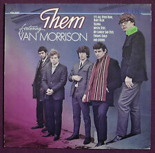 Them featuring van Morrison - LP Vinyl 1965-1966 - 24005