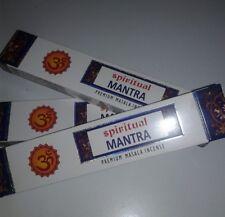 Mantra spiritual premium masala 15g por 1/tipo satya