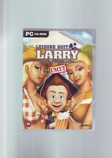 LEISURE SUIT LARRY : MAGNA CUM LAUDE UNCUT - PC GAME - FAST POST - COMPLETE
