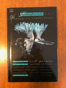 THE SANDMAN RARE 1st EDITION HARDCOVER Vol 6 FABLES & REFLECTIONS by NEIL GAIMAN