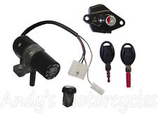 Encendido interruptor de bloqueo Set Kit Para Aprilia Sr50 Sr 50 R non inyección 2004 - 2011