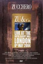 Zucchero Fornacia - Zu and Co DVD : Live At The Royal Albert Hall_Rare