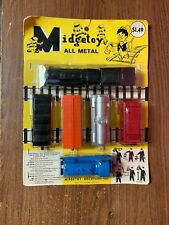 Vintage Midgetoy Train Set NOS MOC By Midgetoy Rockford, IL Made In USA