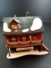 Dept 56 Heritage Village Collection North Pole Series Santa's WoodWorks #5628-6