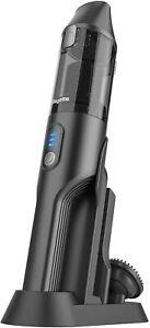 Handheld Vacuum, Bagotte BHV10 Cordless Car Vac 12Kpa Suction Portable and Light