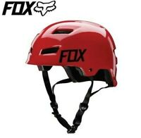 FOX Transition Hard Shell MTB/BMX Helmet - Gloss Red - L (59-61cm)