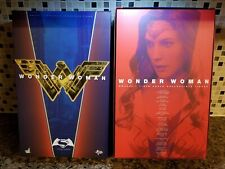 Hot Toys MMS359 BVS: Dawn of Justice Wonder Woman **BOX AND INSERTSONLY**