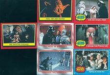 Star Wars Heritage 7 Card DVD Exclusive Promo Set