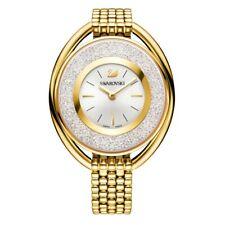 NEW SWAROVSKI 5200339 GOLD TONE WATCH - 2 Y WARRANTY, NEXT DAY DELIVERY