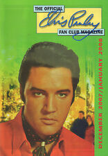 OFFICIAL ELVIS PRESLEY FAN CLUN MAGAZINE 2007 DECEMBER/JANAUARY 2008