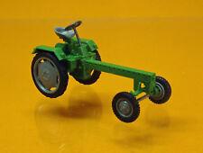 Busch Mehlhose 210005100 IFA Traktor RS09 Grün mit grauen Felgen Scale 1 87 NEU