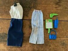Bionic Woman Beauty Solon and other Accessory Lot