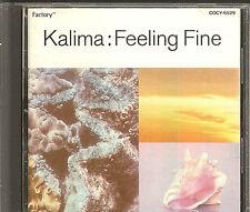 Kalima: [Made in Japan 1990] Feeling Fine (Jazz)        CD