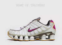 Nike Shox TL Viotech Grey Men's Trainers All Sizes Limited Stock