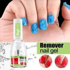 15ML Nail Polish Remover ráfaga Mágico Gel Nail Polish Soak Off Nail 1PC Limpiador