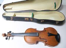 Violine Alfred & Pierre Vidoudez, Geneve 1934