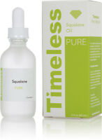 100% Pure Squalane Oil 2 oz (60 ml) Timeless Skin Care superior moisturizer