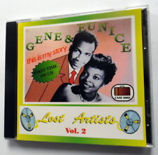 GENE & EUNICE This Is My Story CASE label 1998 R&B Soul DUO KZcd71