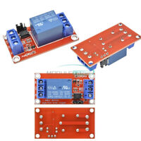 DC 9V 1-CH Channel Optocoupler Driver Shielded High Low Level Relay Module