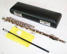 Piccolo Flauta von CHERRYSTONE con maleta y accesorio 6465