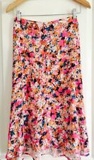 Viscose Floral A-Line Skirts for Women
