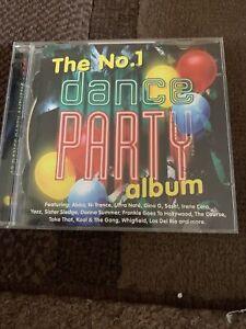 Various : No.1 Dance Party Album CD