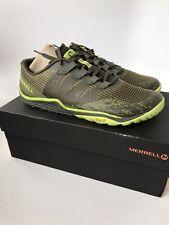 Merrell Men's Trail Glove 5 Minimalist Trainer (Size 9M) Olive Drab