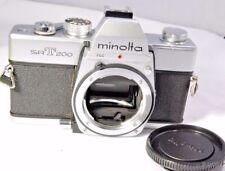 Used Minolta SRT 200 Camera Body  35mm SLR