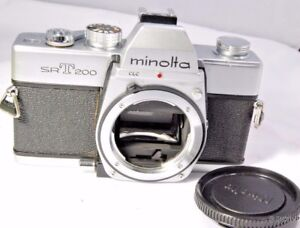 Used Minolta SRT 200 Camera Body  35mm SLR