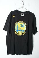 Adidas Golden State Warriors Curry 30 Mens Tshirt - Size XL Extra Large (L-JJ7)