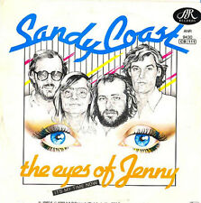SANDY COAST - The Eyes Of Jenny / It's My Time - A&R Records 1980 - 45rpm
