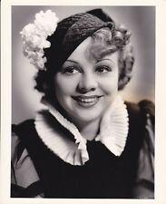 IRIS ADRIAN Original Vintage 1936 MISTER CINDERELLA Hal Roach MGM Portrait Photo